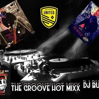THE GROOVE HOT MIXX PODCAST WIT DJ BUGZ