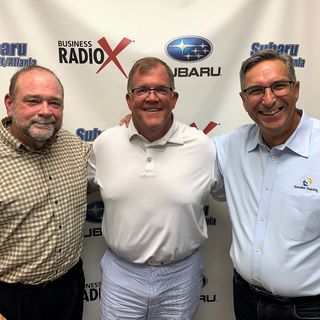 SIMON SAYS, LET'S TALK BUSINESS: Gene Harrison with Business Wise and Joe Godfrey with Oconee State Bank