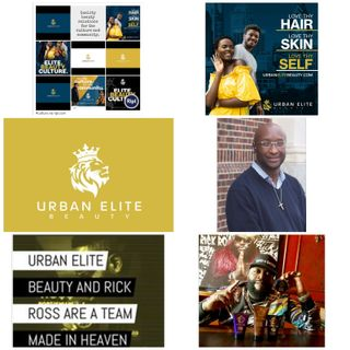 The Kevin & Nikee Show - David Benton - Founder and C.E.O. of Urban Elite Beauty LLC.