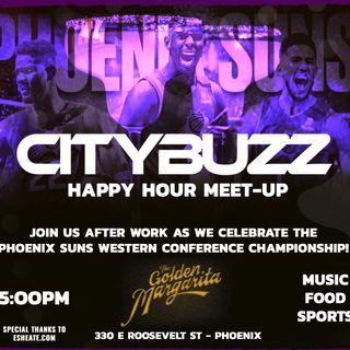 City Buzz Champs Happy Hour
