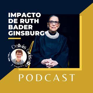 Impacto de Ruth Bader Ginsburg