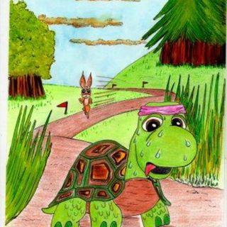 La Liebre y la tortuga - Cuento Infantil