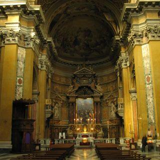 34 - Il ricordo di sant'Antonio Maria Zaccaria a San Carlo ai Catinari