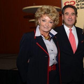 Juntas Directivas Y Reuniones Empresariales Con Maria Eugenia Rey . Presidente Grupo Evolution Y La ANDI #179