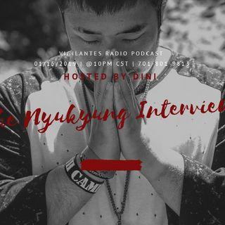 The Nyukyung Interview.