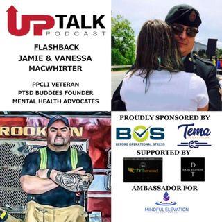 UpTalk Flashback: Jamie & Vanessa MacWhirter
