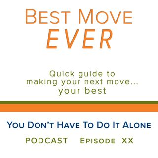 Ep 20 You Don't Have To Do IT Alone
