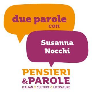 38 - Due parole con Susanna Nocchi - livello avanzato