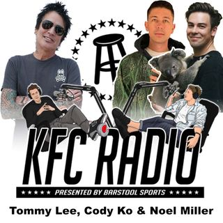 Tommy Lee, Cody Ko & Noel Miller Interviews, From Death to DILFs