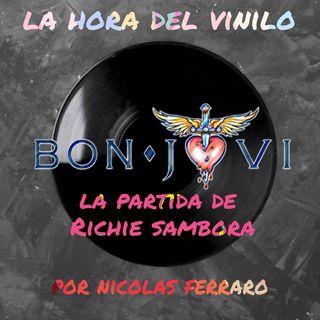 La Historia de Bon Jovi - La Partida de Richie Sambora