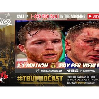🚨Canelo vs GGG Does 1.1 Million Buys😎Canelo Proven Cash 💰Cow🐄