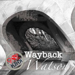 Wayback Watson Episode 4