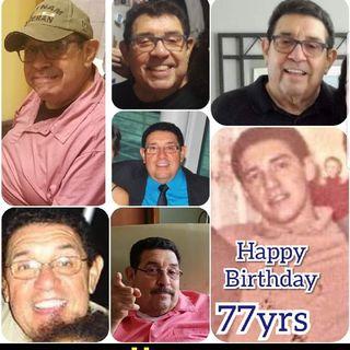 Happy 77th Birthday Dad!
