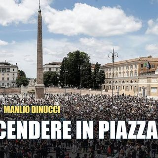 """Manlio Dinucci: """"Appoggio con convinzione la manifestazione di oggi in Piazza del Popolo"""""""