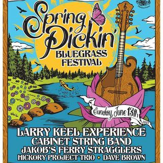 Players Bluegrass Style, The Jakobs Ferry Stragglers Live at Spring Pickin' on 2021-06-13 (Fleetwood Mac)