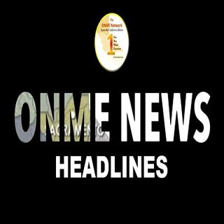 ONME News Headlines Dec. 3, 2019