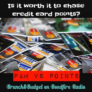 b&b69 Is it worth it to chase credit card rewards points?