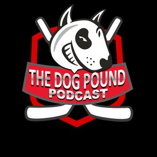 The Dog Pound Podcast - Ice Dogs game analysis/post-game vs ERIE, Upcoming Road Trip Game Preview, Upcoming Events, NHL Alumni Update