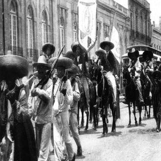 Una dictadura origino la Revolución Mexicana