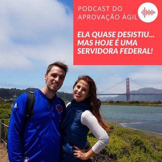#4 Entrevista Com Aprovados Em Concursos - Natasha Rocha