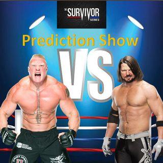 Survivor Series Prediction Show - NXT Takeover Reaction