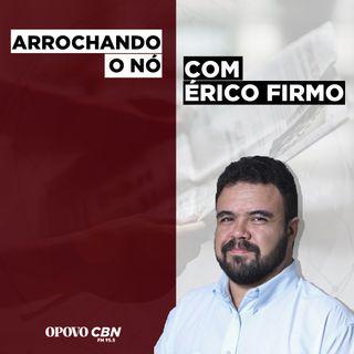 Jornalista Érico Firmo comenta sobre estrategia usada pelo grupo Ferreira Gomes.