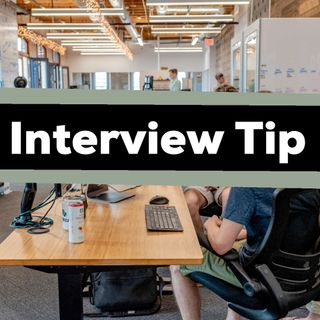 Pay attention to what your interviewer is saying. Don't get all in your head.  Visit our website at JobSeekersVideoNetwork.com