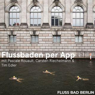 "Episode 4: Gartengespräch ""Flussbaden per App"""