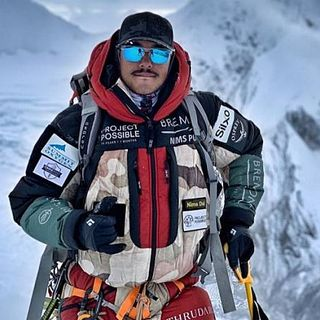 Episode 144 - with Nimsdai Purja - 14 Peaks & Life in the Death Zone