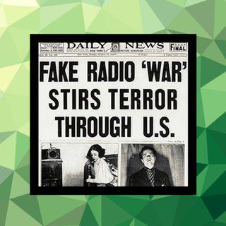 40 - La Guerra de los Mundos