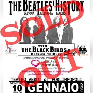 THE BEATLES HISTORY Serata 10-01-2020
