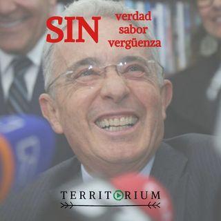SIN-verdad SIN-sabor SIN-vergüenza