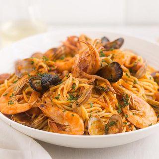 Spaghetti hormiani