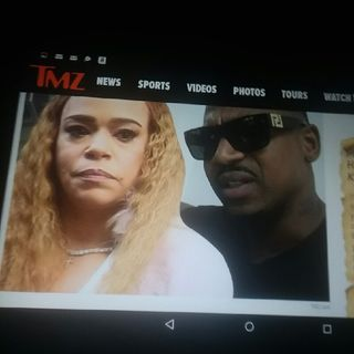 Singer Faith Evans Arrested For Putting The Paws On Stevie J!!!!!