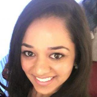 Natasha Shrikant - Words