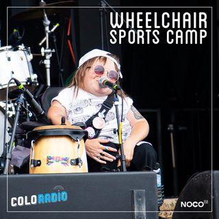 ColoRadio Spotlight: Wheelchair Sports Camp