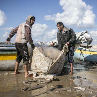 Gaza: Il mare è ancora lì