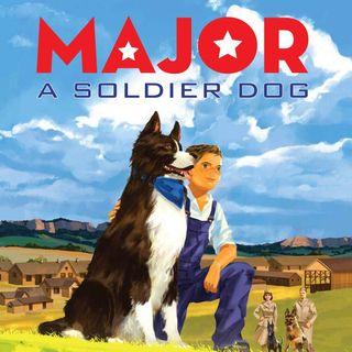 Major: A Soldier Dog - Trevor Jones on Big Blend Radio