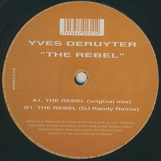 Yves Deruyter - The Rebel
