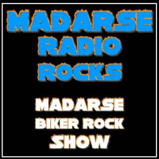 The Madarse Biker Rock Show With Smantha Ralph Ep 7
