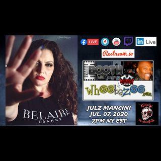 Jul. 07, 2020 - Recording Artist Julz Mancini