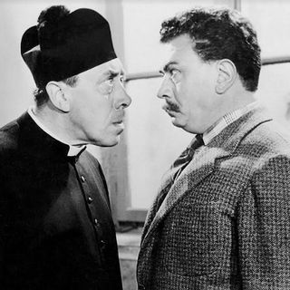 La Nostra Repubblica Peppone e Don Camillo