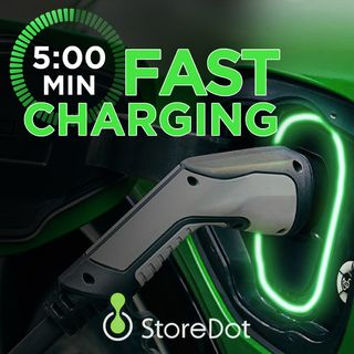 5 Minute Fast Charging For EVs | StoreDot CEO Interview