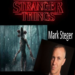 Stranger Things Mark Steger (Demogorgon) On Shadow Nation