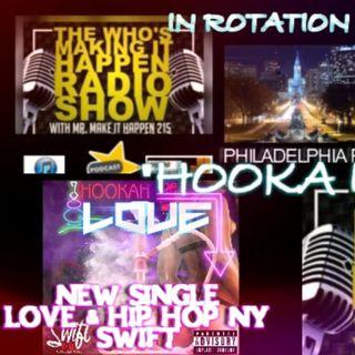 Swift On Demand Hookah Love