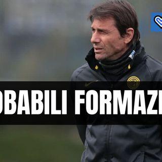 Le probabili formazioni di Inter-Cagliari: ecco chi sostituisce Barella