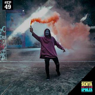 EP 49 - Pandemia e Distopia