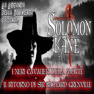 Audiolibro Solomon Kane 09 Poesie (Cavalieri della Morte - Richard Grenville)