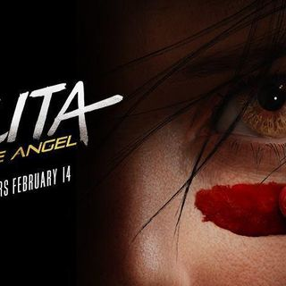 Out Now 352: Alita: Battle Angel