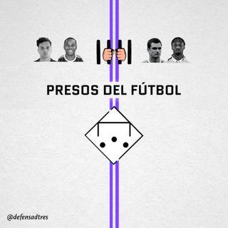 PRESOS DEL FÚTBOL - Defensa de Tres 18x01